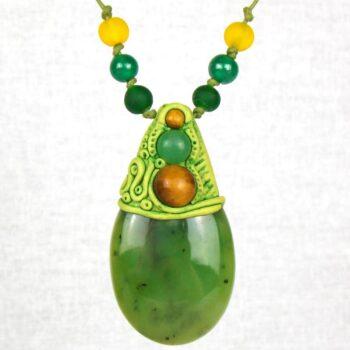 067 Medium Nephrite Jade