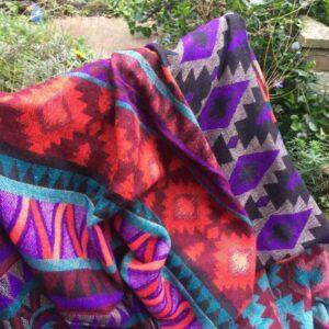 Alhambra Aztec Blanket Style 6