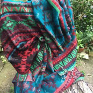 Alhambra Aztec Blanket Style 7
