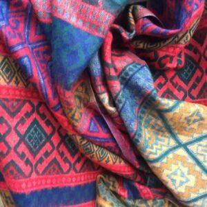 Alhambra Palace Blanket Style 8