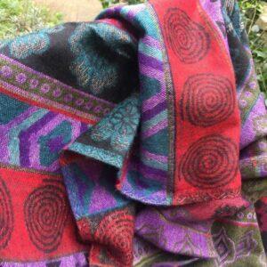 Alhambra Spiral Blanket Style 10