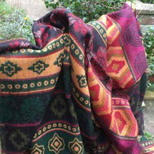 Alhambra Spiral Blanket Style 9